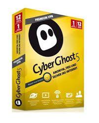 CyberGhost VPN коробка