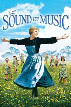 """The Sound of Music - At school this year, we are doing a musical! """"Musicals of the decades"""" and one of the musicals we're doing is Sound of Music! We're going to be singing the song """"My Favourtie Things"""" Sound Of Music, Old Movies, Great Movies, Iconic Movies, Amazing Movies, Movies 2019, Popular Movies, Popular Music, See Movie"""