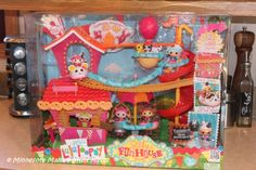 Win Mini Lalaloopsy Silly Fun House Playset from Minnesota Mama's Must Haves! Ends 11/26