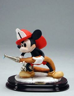 Disney Mickey Fireman