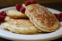 Oatmeal Pancakes (4 Points ) | Weight Watchers Recipes