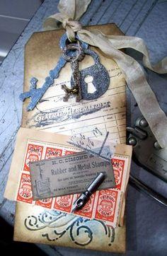 lock n key crackle tag