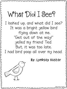 visualize the text....awesome poems for visualizing!!!