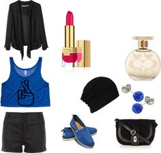 """""""grocery shopping outfit"""" by memoxx ❤ liked on Polyvore"""