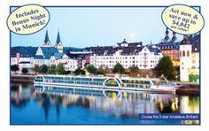 Danube River Cruise in October 2015