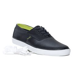 Diamond Supply Cuts in Black/Lime Canvas. $80.00