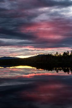 After glow - sunset - SWEDEN - Vemdalen. When I visited Sweden it was difficult to sleep because it never got totally dark at night. The rooms had the very best room darkening shades, without those I would have never slept.  It is a very beautiful country,  and very cold. I went to visit my husband and thought I was prepared for the weather while packing but the first thing I did after arriving was find a store and purchase a warmer coat. Second purchase was after walking on the cobblestone…
