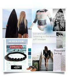 """Surf and chic"" by zenstore ❤ liked on Polyvore featuring Shamballa Jewels"