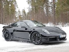 The performance of the first ever Porsche 911 PHEV sounds promising.