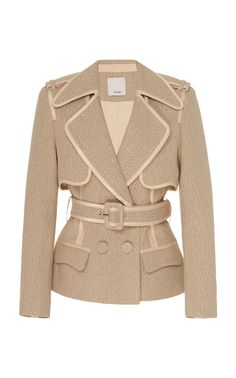 Get inspired and discover Acler trunkshow! Shop the latest Acler collection at Moda Operandi. Mein Style, Blazer Outfits, Blazer Dress, Mode Vintage, Fashion Outfits, Womens Fashion, Blazer Fashion, 80s Fashion, Classy Outfits