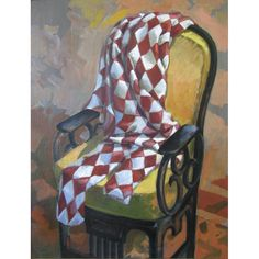 After the Entr'acte, oil on canvas, 83 x 63 cm, by Todor Ignatov - Tony  http://buyart.tonyignatov.eu/