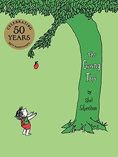 November Book Title: The Giving Tree by Shel Silverstein