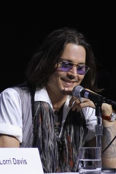 Johnny Depp Press Conferences | tiff.net Sept 2012