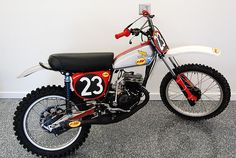 Vintage Factory - Vintage Honda Elsinore CR125 CR250 CR480 XR75 XR80 MR50 Dirt Bike Motocross Restoration Specialist!