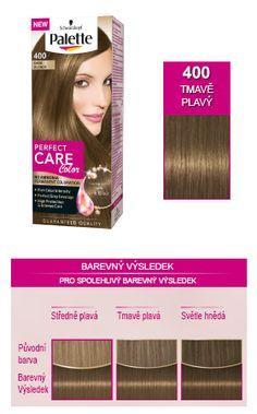 Palette Perfect Care Color 400 Tmavě plavý