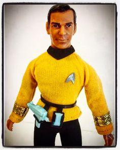 Mego Captain Kirk