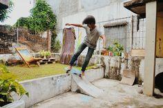 Studio Tour: Brojjol (Skateboart Foundation) | Lazy Oaf Journal