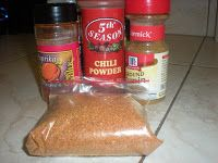 Homemade Mamas: Spice Up Your Life!