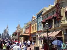 Refurb walls around the Main Street Bakery are now gone