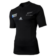 All Blacks Mens 2015 Rugby World Cup Performance Jersey (Large) - Rebel  Sports Stirling Sports 26fc70838