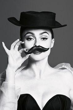 Helena Bonham Carter - July 2013
