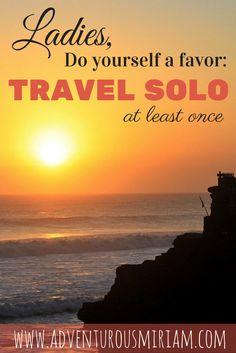 Female solo travel #solotravel #shethepeople #everywomanisaleader