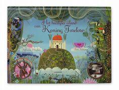 Lovely book design by Tom Schamp from www.kidsdinge.com