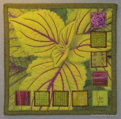 On my design wall | Terry Aske Art Quilt Studio