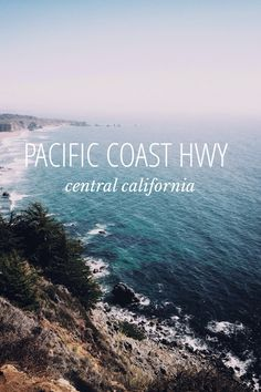 Pacific Coast HWY, Central California. Beautiful sights captured by rick poon (àlamode) on Steller #steller