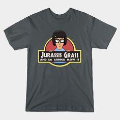 Jurassis Grass (Your ass is grass) by LiRoVi