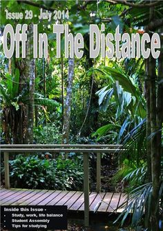 Off in the distance magazine issue 29