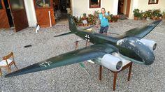 Ju188 1:4 RC Park, Scale Model, Parks