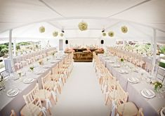 For a luxury Wedding Marquee, our Dana Pearl tent is perfect for a formal banquet in the fresh air. Dining al fresco with none of the drawbacks. Wedding Marquee Hire, Tent Wedding, Outdoor Wedding Venues, Luxury Wedding, Wedding Reception, Dream Wedding, Dance Floor Rental, Dance Floor Wedding, Outdoor Wedding Inspiration