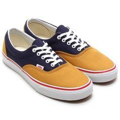 Vans Era Vintage - Wood Thrush Dark Blue  sneakers 40920e87b9