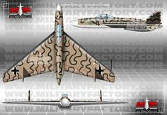 Picture of the Arado NJ-1 Nacht Jager (Night Hunter)
