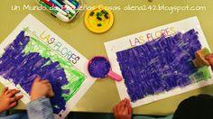 El arte de Andy Warhol sigue inundando nuestra aula. En esta ocasión nos sirvió de inspiración uno de sus cuadros sobre flores.         Lo p... Kids Rugs, Decor, Andy Warhol Flowers, Andy Warhol Art, Sculpture, Blue Prints, Classroom, Spring, Architecture