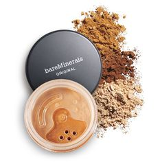 bareMinerals SPF15 Foundation | #beautybaywishlist
