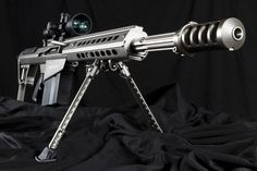 Barrett M107A1 rifle was designed to celebrate their 30th Anniversary next year.Find our speedloader now!  http://www.amazon.com/shops/raeind