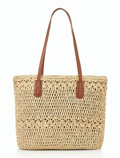 Talbots Paper Straw Tote on ShopStyle