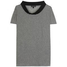 Burberry Prorsum - STRIPED T-SHIRT
