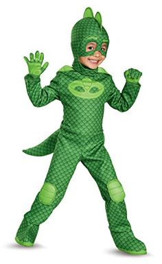 Disguise Gekko Deluxe Toddler PJ Masks Costume Large46 >>> Be sure to check out this awesome product.