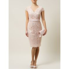 Jacques Vert pink lace dress - Google Search