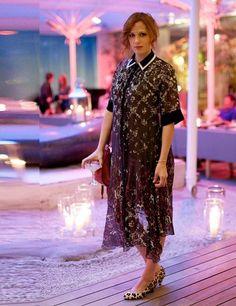 What Elle Wears: Elle London Fashion Week Party | ELLE UK