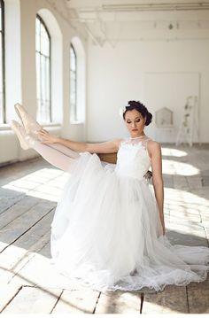 ballerina bride shooting