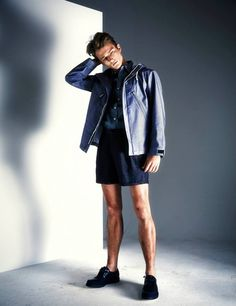 Collections: DenimDenim   Photography: Martijn Senders Styling: Juan Velazquez Caceres Grooming: Joyce Clerkx Model: Abel @ Tony Jones Model Management