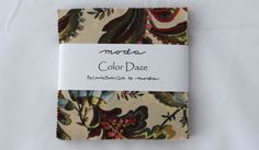 COLOR DAZE charm pack Edyta Sitar sewing quilt cotton applique