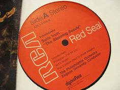 RCA Red Seal - great recordings of classical music - Ax, Boulez, Caruso, Galway, Horowitz, von Karajan, Koussevitsky, Kreisler, Leinsdorf, Mehta, Boston Symphony, Philadelphia Orchestra, Rubinstein, Segovia, Solti, Tokyo Quartet...