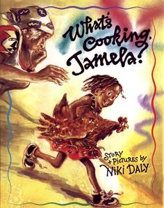 Jamela: What's Cooking, Jamela? by Niki Daly and Daly Hardcover) for sale online African American Literature, American Children, Christmas In South Africa, Children's Literature, A Christmas Story, Christmas Ideas, What To Cook, Love Book, Childrens Books