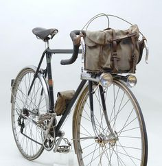 If a bicycle was my primary mode of transport, it would look something like this.