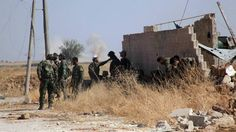Syrie: les troupes du régime, soutenues par la Russie, progressent autour d'Alep